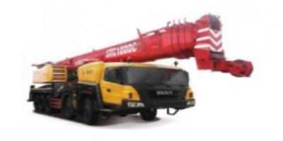 Mobile Crane-STC1000C