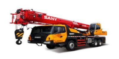 Mobile Crane-STC250