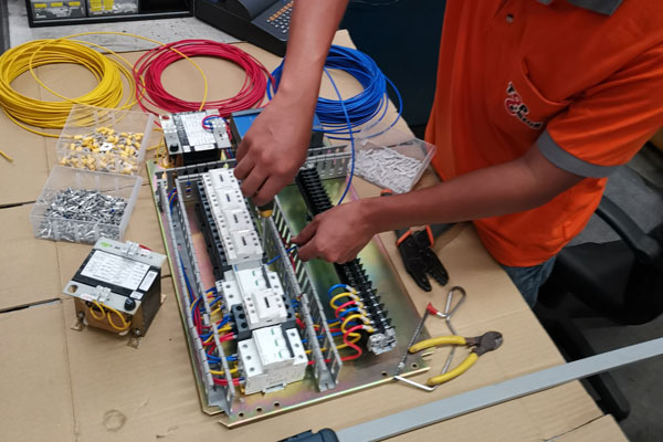 Assembly-Electrical Panels-Assembly