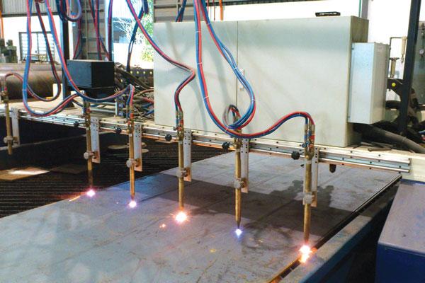 Fabrication- CNC Plasma