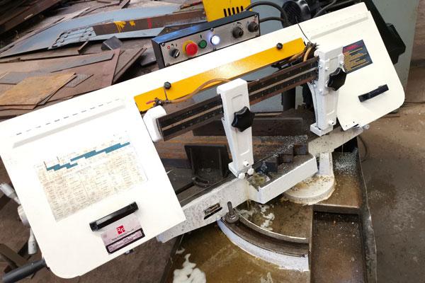 Fabrication-Square Bar Splicing