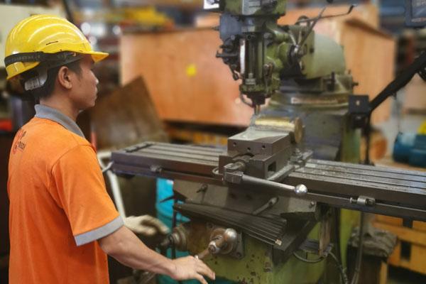 Machineries-Milling Machine