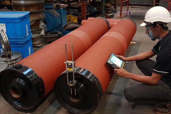 QC-Laser Measurement